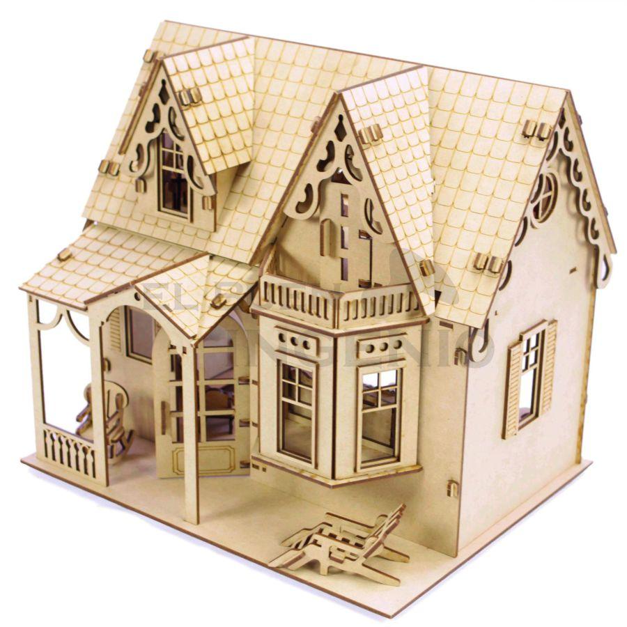 Casa de campo 4