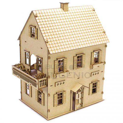 Casa de campo 5 para muñecas lol surpise